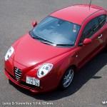 さよなら Alfa Romeo MiTo