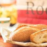 Rod 石窯焼きのパン