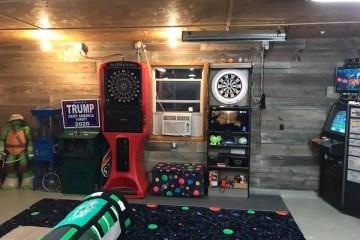 Gran Board cabinet by Dave Robillard