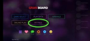 gran board app main menu