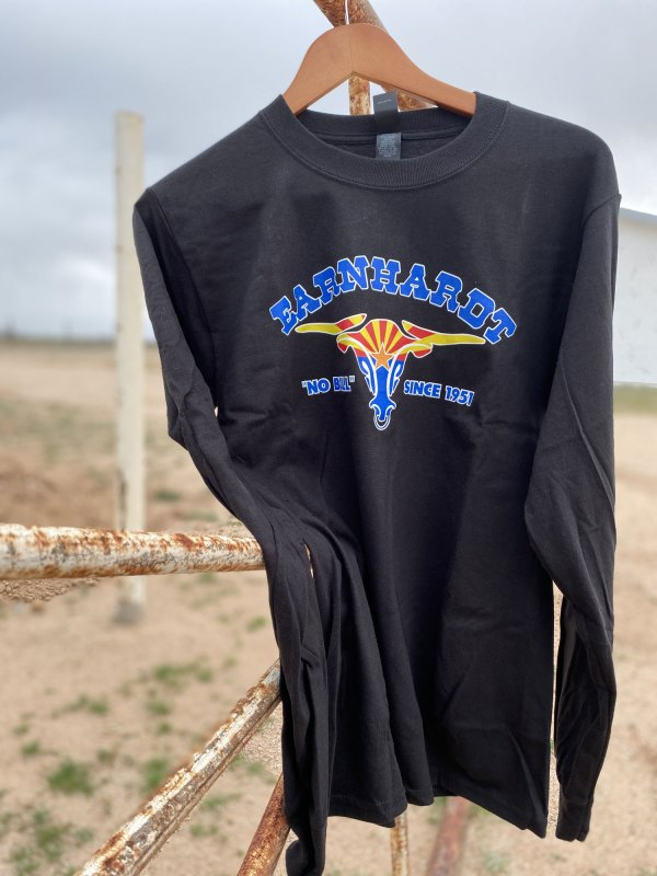 002 – Black AZ Long Sleeve