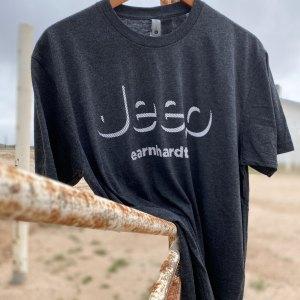 007 – Charcoal Jeep