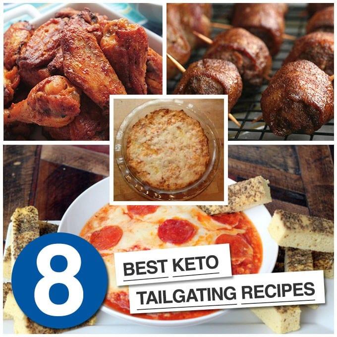 8 Best Keto Tailgating Recipes