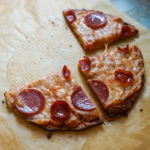 Fat Head Pizza Crust