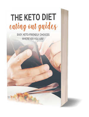 Keto Eating Out Guides E-Book