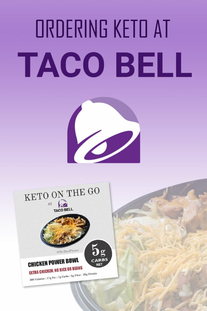 Keto Taco Bell Guide: Easy-to-Read Nutrition & Meal Ideas