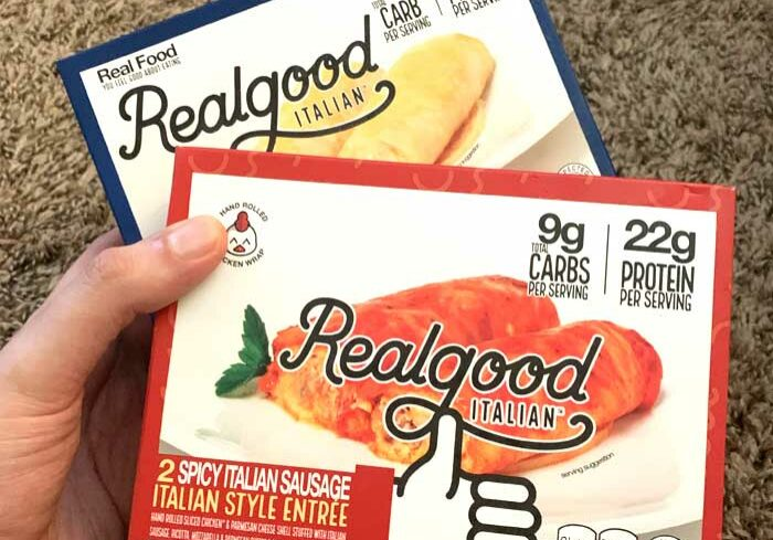 GIVEAWAY: Real Good Foods + Win a Trip to Italy!