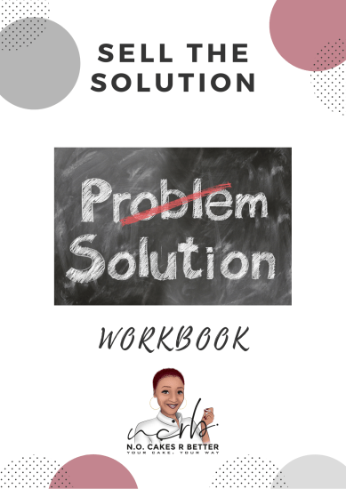 Sell the Solution Workbook Cover