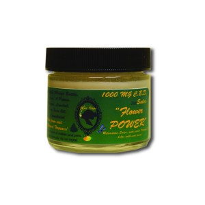 1000mg Flower Power salve