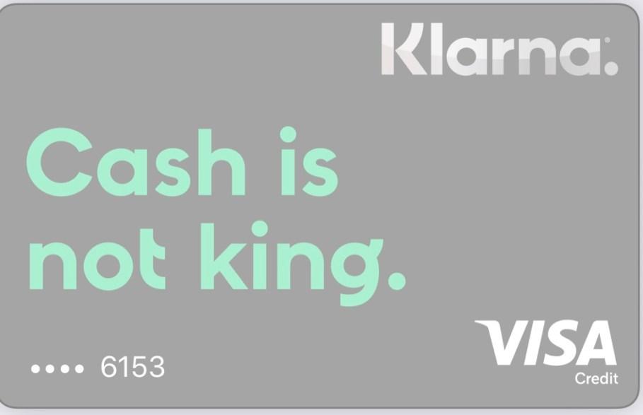 Cash is not king - altes Motiv
