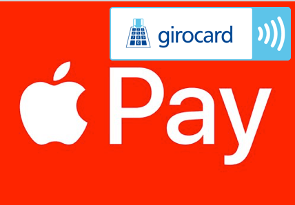 Sparkassen: girocard ab sofort mit Apple Pay nutzen