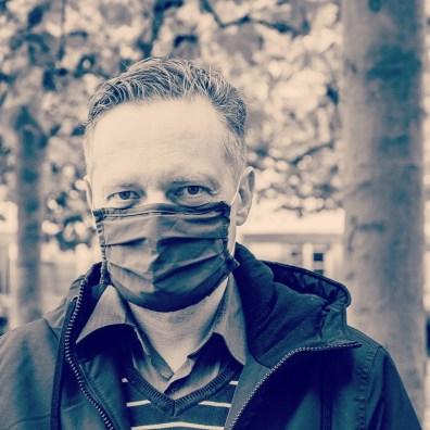 Reisen in Corona-Zeiten: Maske immer dabei.