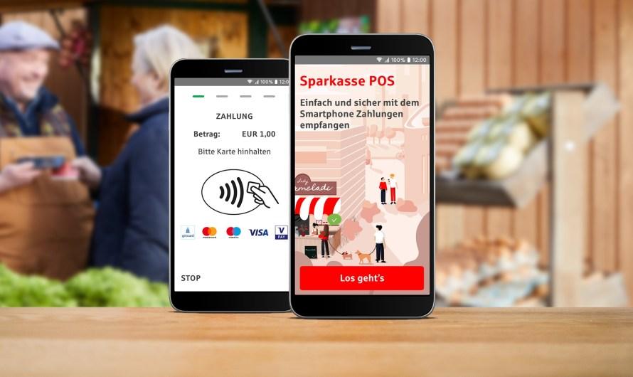Sparkassen: Kartenzahlungen via Android App akzeptieren! (updated)