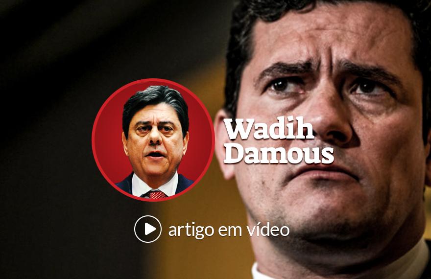 "Wadih Damous: ""Sergio Moro é um juiz fora da lei"""