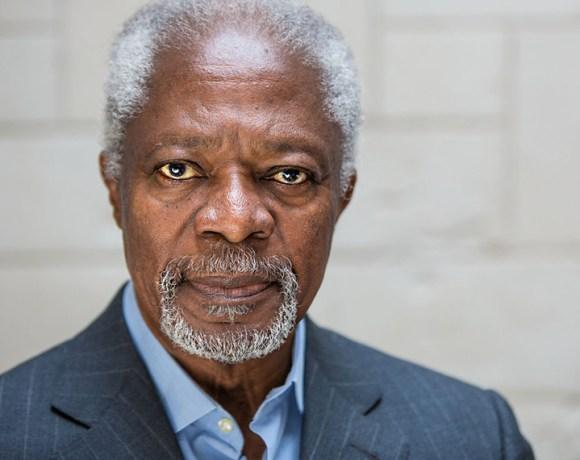 Morre Kofi Annan