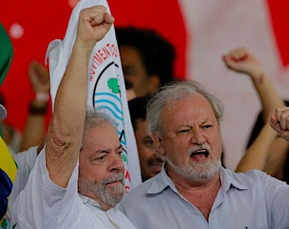 Um novo projeto para o país exige a participação de Lula nas eleições