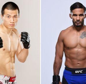 Dennis Bermudez e Chan Sung Jung devem se enfrentar no UFC em Houston.
