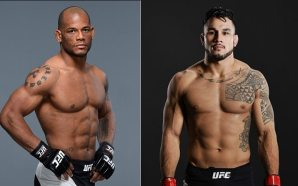 Hector Lombard enfrenta Brad Tavares no UFC On Fox 23