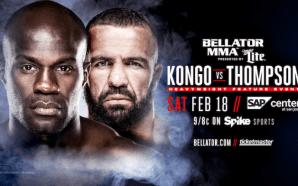Especial Bellator 172: O que esperar de Cheick Kongo vs…