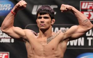Erick Silva é escalado para o UFC Rio: Aldo vs…