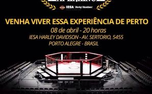 Poster MMA Experience