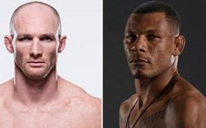 Ryan LaFlare enfrenta Alex Cowboy no UFC On Fox 25