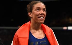 UFC retira o cinturão de Germaine De Randamie