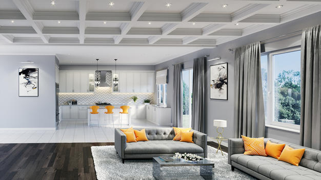 First look into the interior design of Central Park Windsor