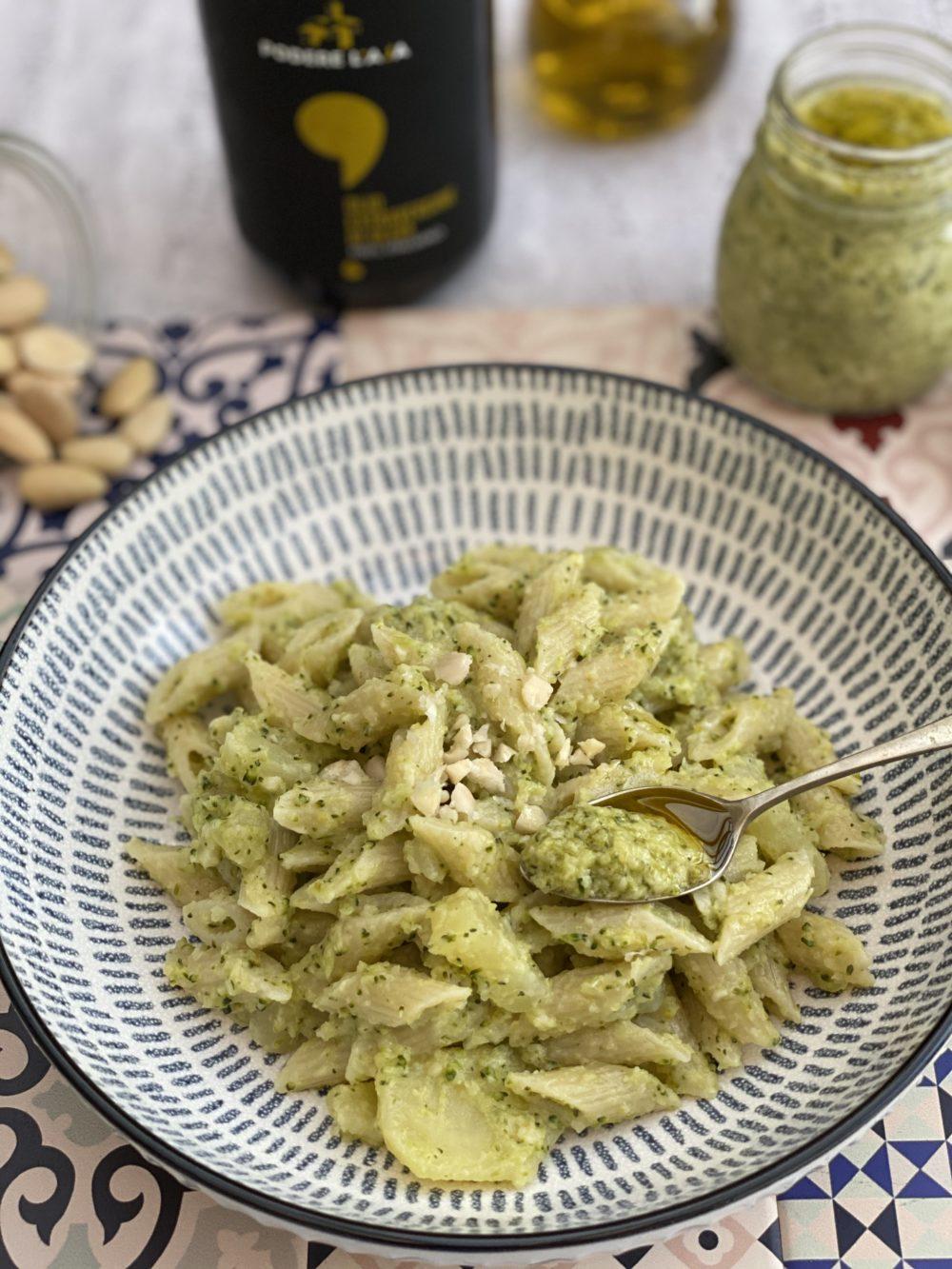 Salsa di broccoli per condire la pasta
