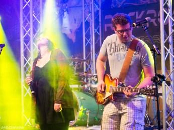 S.PAM @Local Band Contest Schlösser Zelt auf der Kirmes Düsseldorf