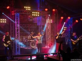 Rockroad @Local Band Contest Schlösser Zelt auf der Kirmes Düsseldorf