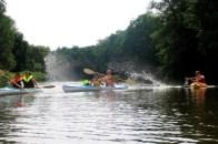 Spływy kajakowe i pontonowe po Nysie Łużyckiej
