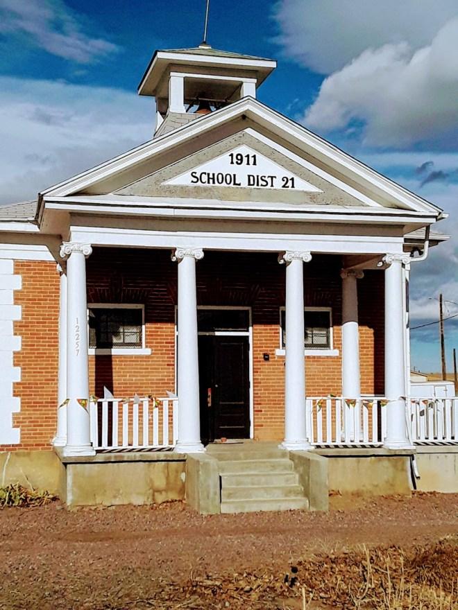 Daniels School House