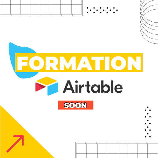 Affiche formation Airtable