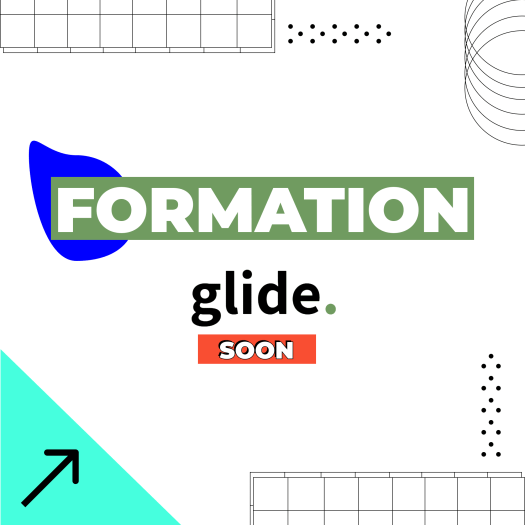 Affiche formation Glide