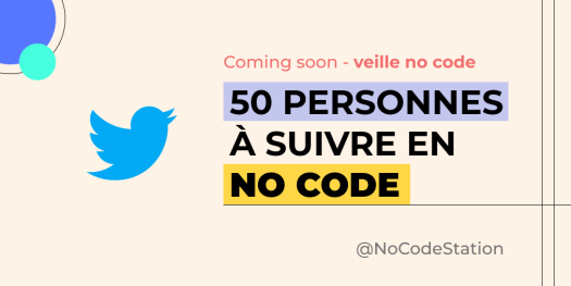 nocode-twitter-compte