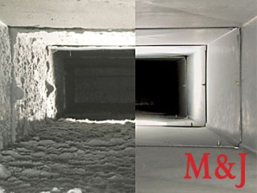 M&J Air Duct Cleaning
