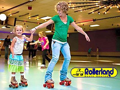 Free Skating, Playground or Laser Maze