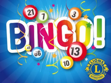 Play Bingo and Support Lions International