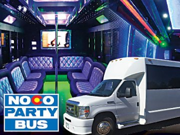NOCO Party Bus & Limousines Fort Collins