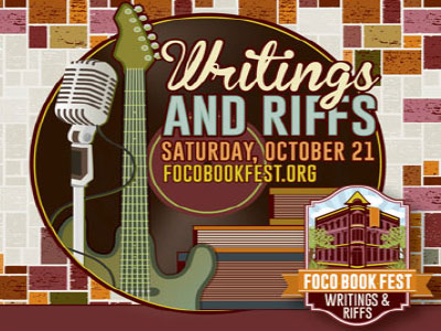 FOCO Book Fest - Writings and Riffs