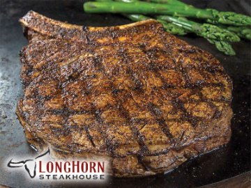 Longhorn Steakhouse in Fort Collins