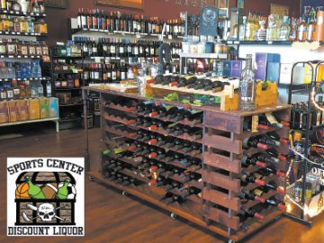 Sports Center Discount Liquor - Beer, Wine & Liquor - Windsor, CO