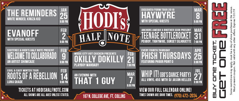 Hodi's Half Note - RE:Turn Tuesdays