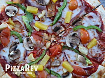 PizzaRev Fort Collins
