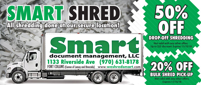 Smart Shred Coupon Deals - Up To 50% Off Shredding