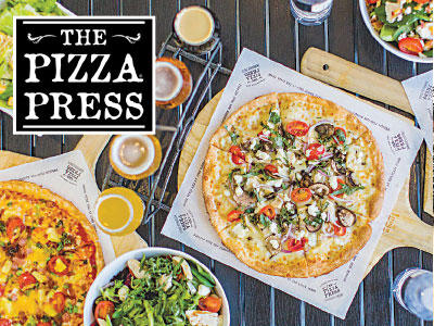 Pizza Press in Fort Collins