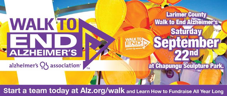Alzheimer's Association - Walk to End Alzheimer's - September 22, 2018
