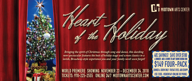 Heart of the Holiday Musical at Midtown Arts Center - 40% Off Coupon Deal