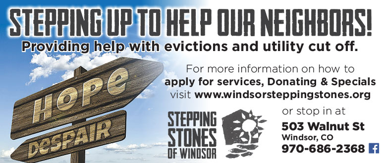 Stepping Stones of Windsor - Donate or Apply for Services